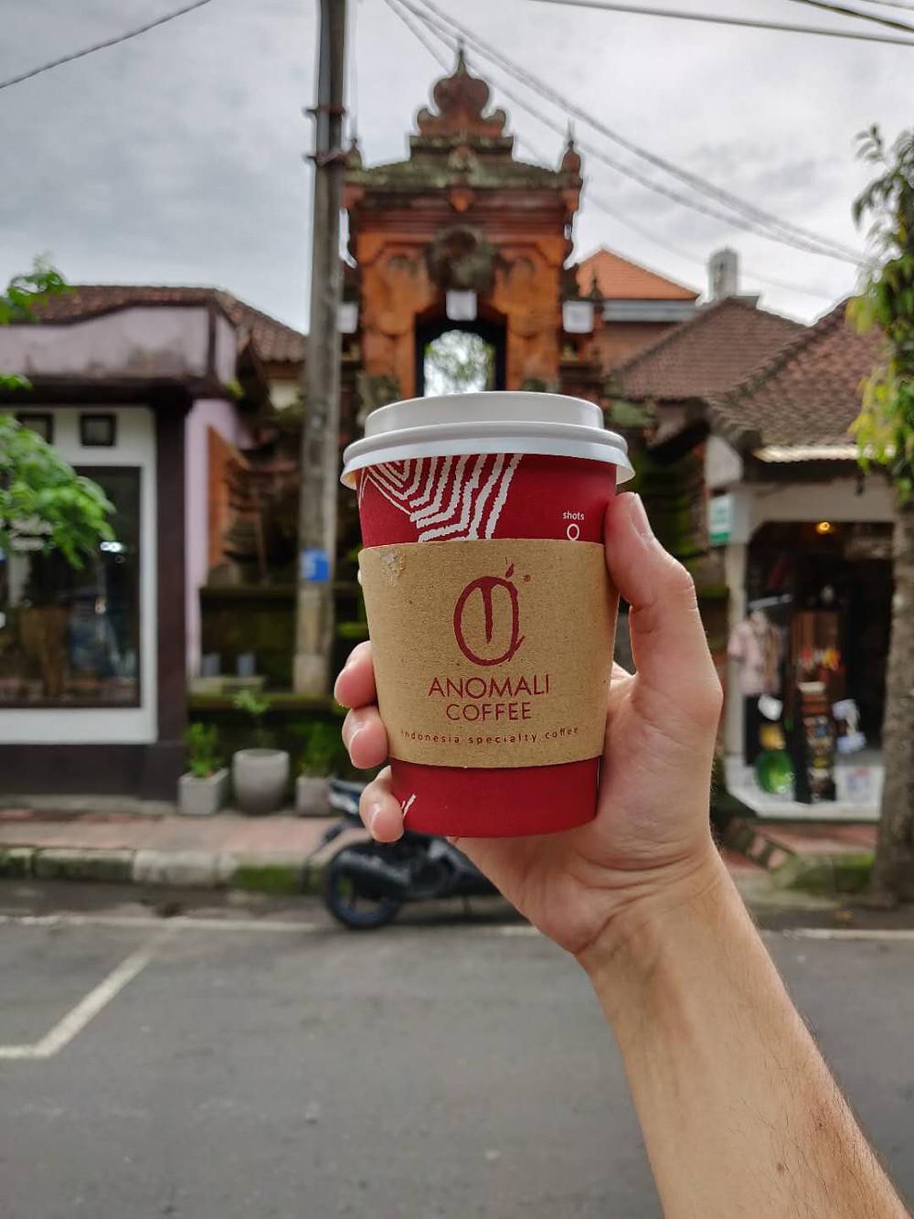 Anomali Coffee - Best Cafe in Ubud