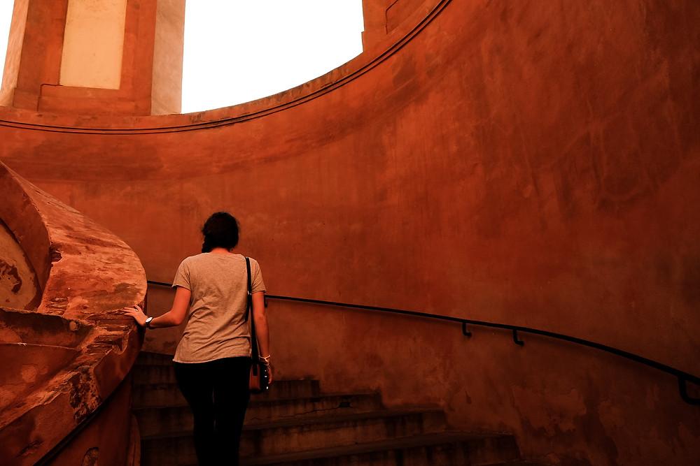 Bologna photography guide: sanctuario di san luca