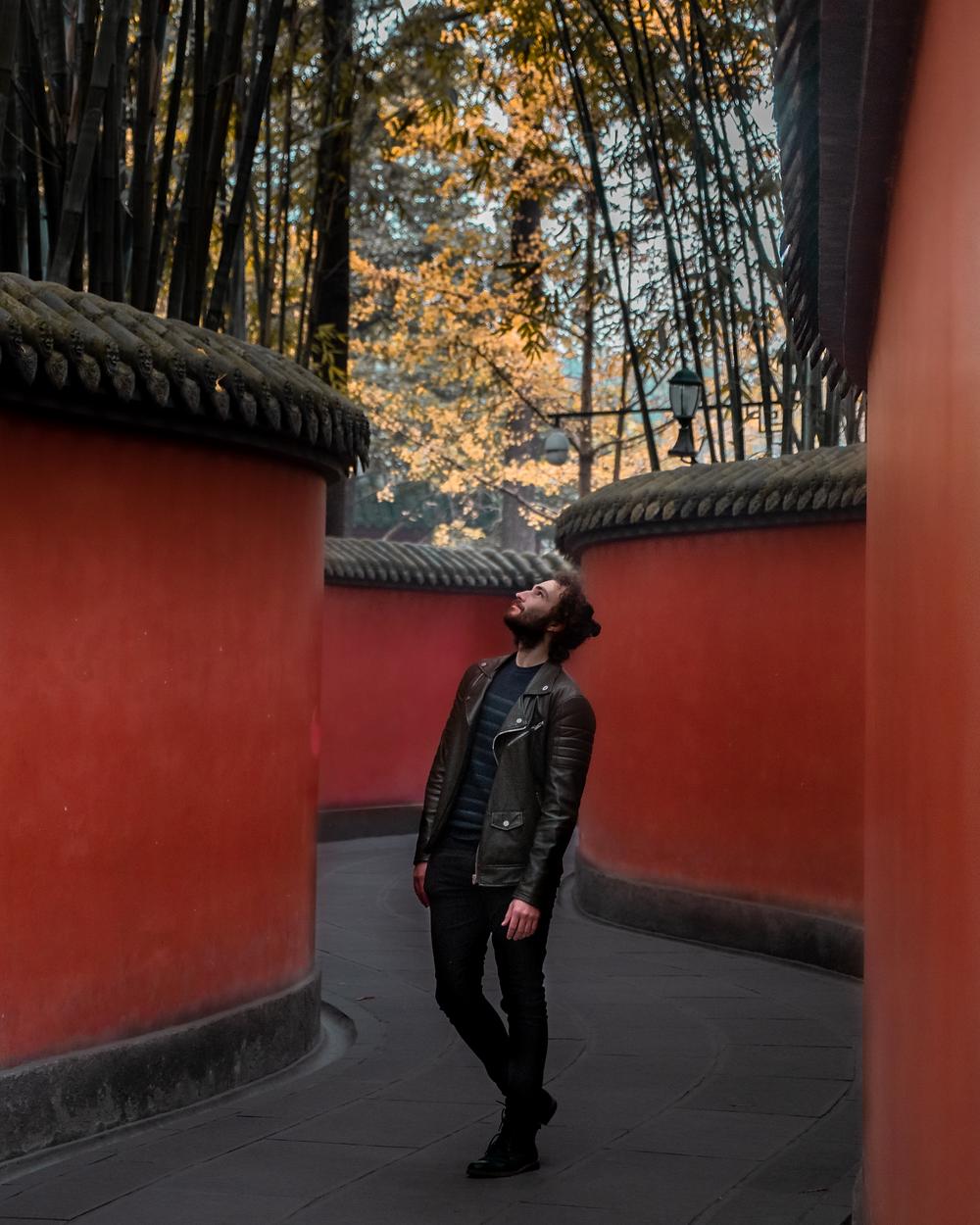 Chengdu Wuhou shrine