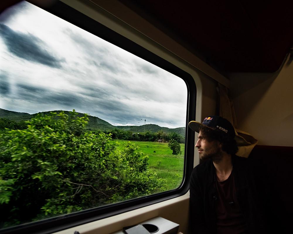 Thailand by train