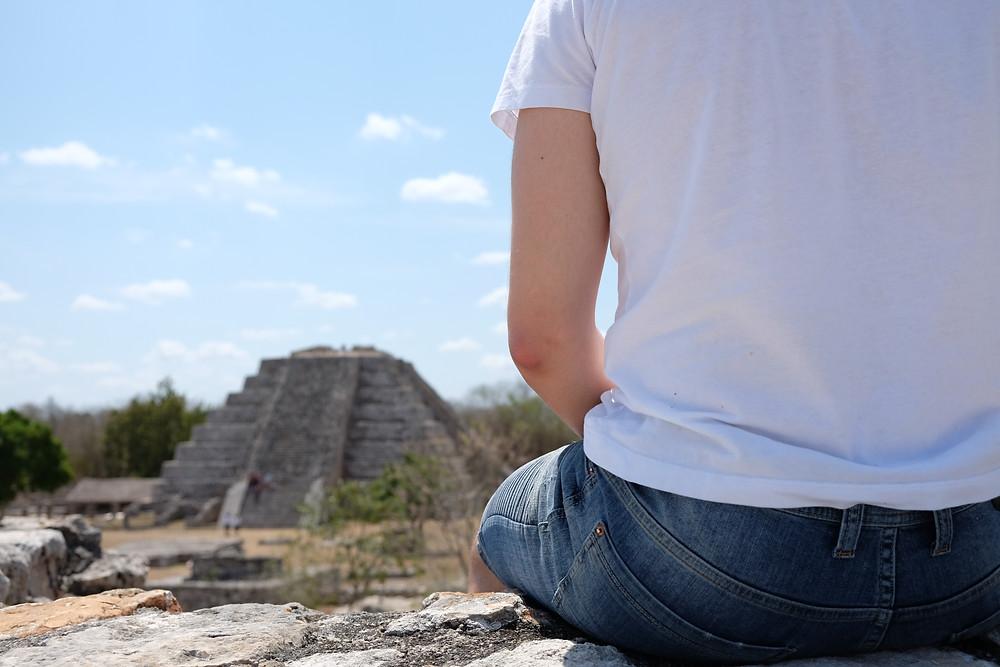Mayan ruins, Mayapan