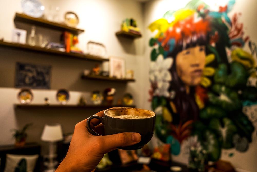 Edinburgh coffee