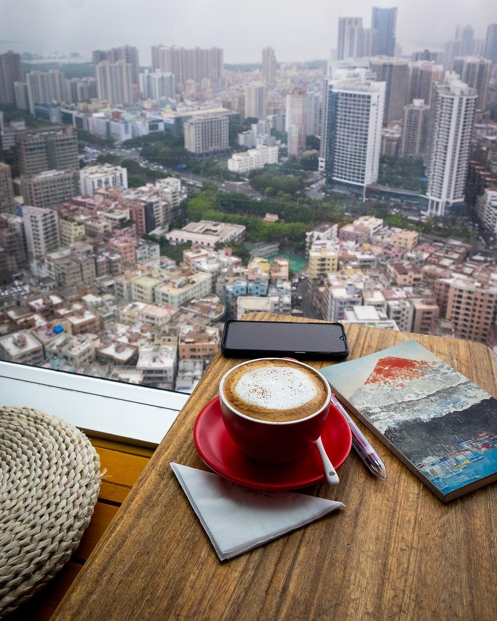 Kong Coffee Shenzhen