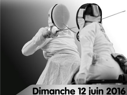 Circulaire d'inscription au Championnat Régional d'Ile de France