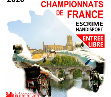 Circulaire d'inscription Championnats de France