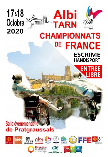 Report des  Championnats de France