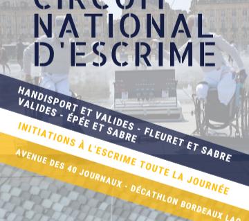 Résultats Circuit national de Bordeaux