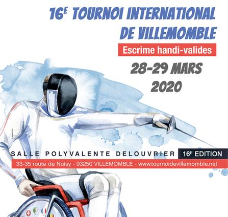 Circulaire d'inscription Tournoi de Villemomble