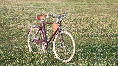 Modelo da Vela Bikes aposta no Vintage.