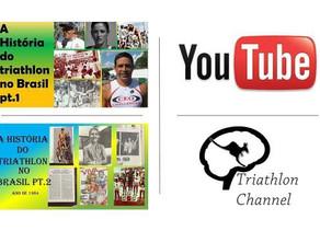 A história do Triathlon no Brasil