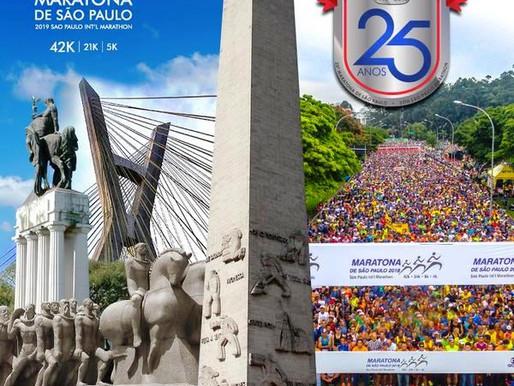 25ª Maratona Internacional de São Paulo foca no desempenho técnico