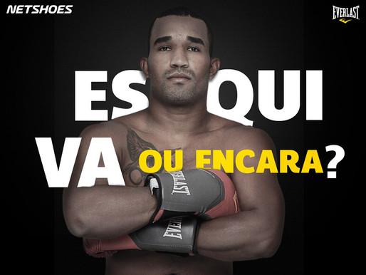 Encarei o boxeador e medalhista olímpico Esquiva Falcão.