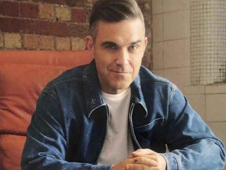 Robbie Williams fue víctima de la ansiedad