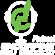 Logo podcast endorfinando - Branco.png