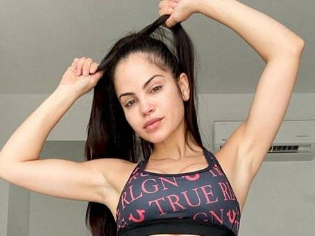 El desnudo de Natti Natasha que impactó durante la cuarentena