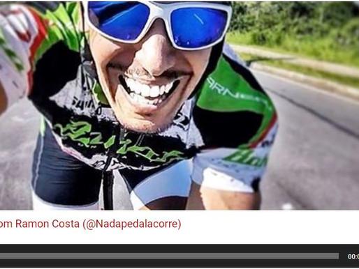 Endorfina Podecast entrevista Ramon (@NadaPedalaCorre)