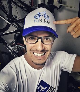 Conheça o app hiBike. Saúde, diversão e vantagens pra quem pedala.