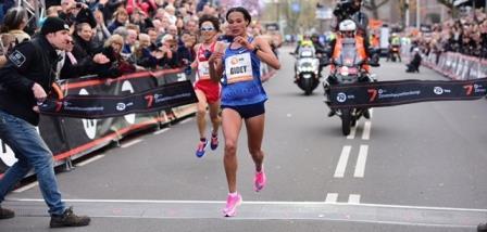 Recorde mundial dos 15 km é quebrado por Etíope