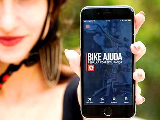 Ciclistas criam aplicativo para diminuir o roubo de bicicletas