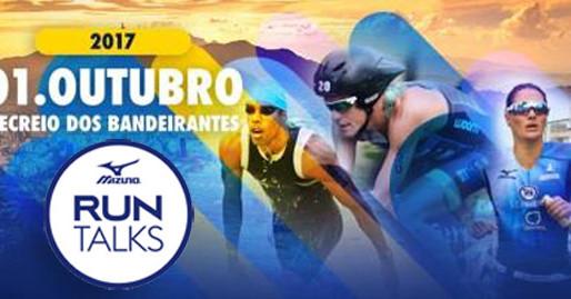Mizuno Run Talks – IRONMAN 70.3 Rio de Janeiro