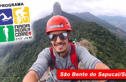 Programa NadaPedalaCorre por Aí! - São Bento do Sapucaí/SP