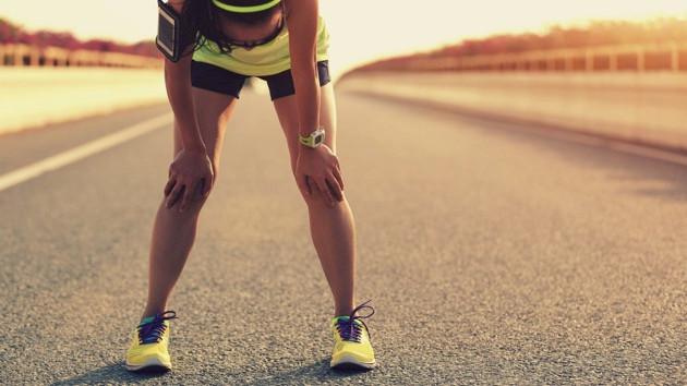 Maratona Superação ou sofrimento