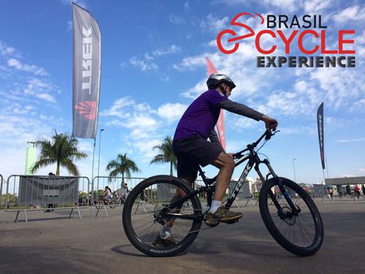 Brasil Cycle Fair promove mais um Brasil Cycle EXPERIENCE em São Paulo