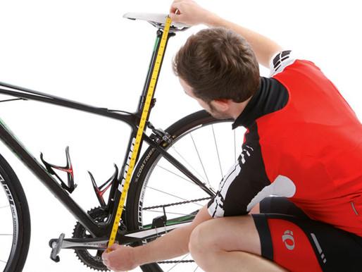 Como escolher a bicicleta ideal e a importância do tamanho correto