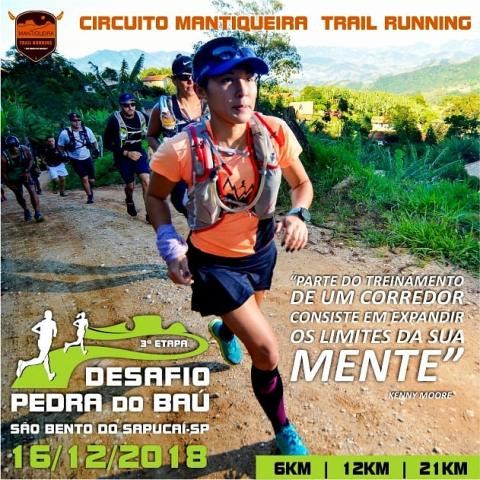 circuito mantiqueira trail running - Desafio Pedra do Baú