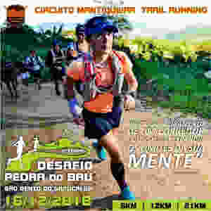 circuito mantiqueira trail running - Desafio Pedra do Baú