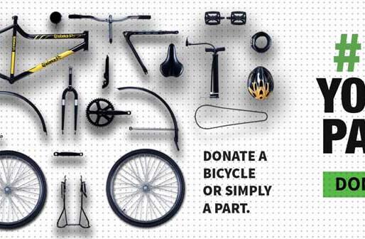 OAKLEY e QHUBEKA - Ajudando a mudar vidas através da bike