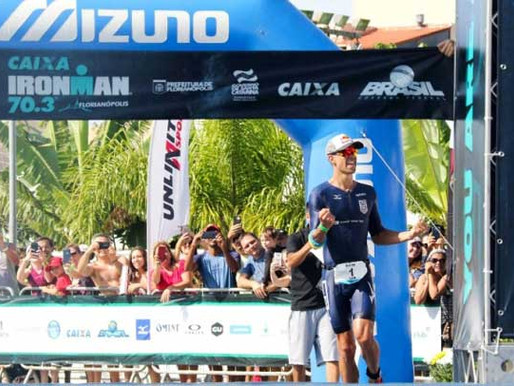 É nesse final de semana a 2ª edição do IRONMAN 70.3 Florianópolis