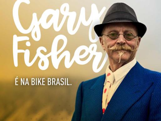 Gary Fisher, criador do Mountain Bike estará no Brasil em agosto