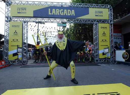 Saiba como foi a versão brasileira do Tour de France 2019