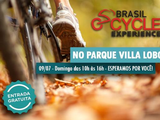 Brasil Cycle Experience no Pq. Villa Lobos/SP