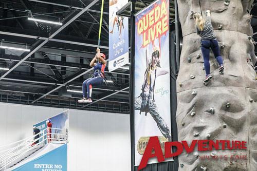 Adventure Sports Fair é porta de entrada para iniciar no turismo de aventura