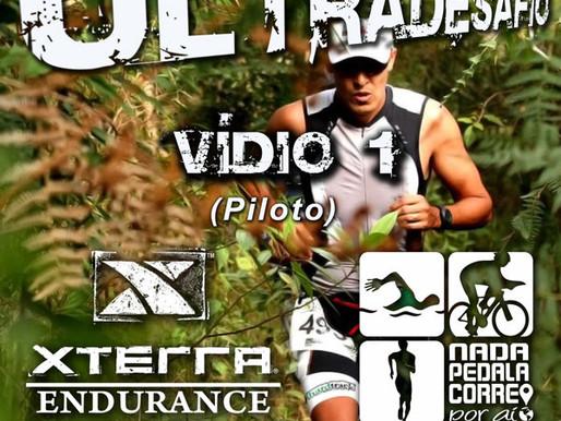 Ultradesafio XTerra Endurance 60k -  relatos diários em vídeos.