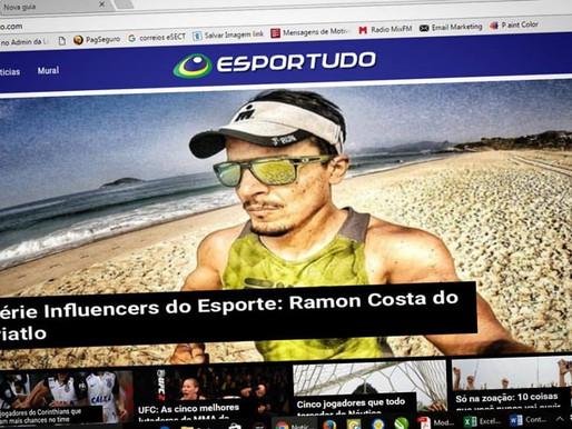 Confira a minha entrevista para o Blog Esportudo.