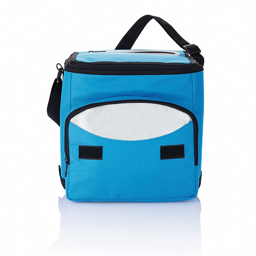 Foldable cooler bag
