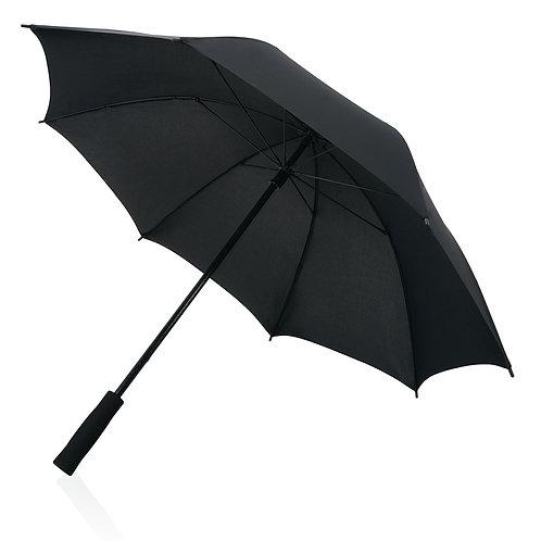 """Full fibreglass 23"""" storm umbrella"""