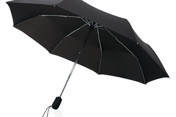 "Swiss peak Traveller 21"" automatic umbrella"