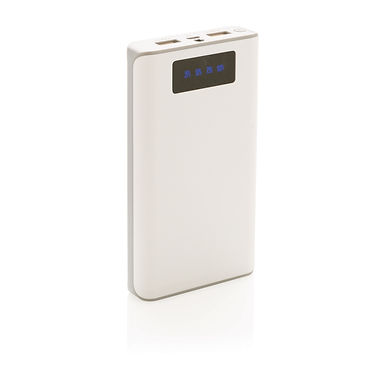 10.000 mAh powerbank with display