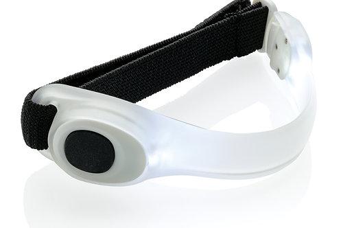Safety led strap