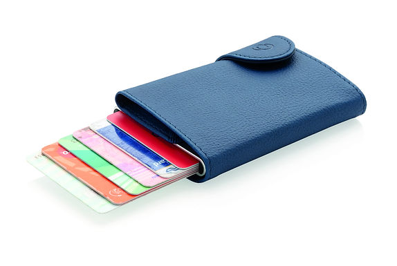 C-Secure RFID card holder & wallet