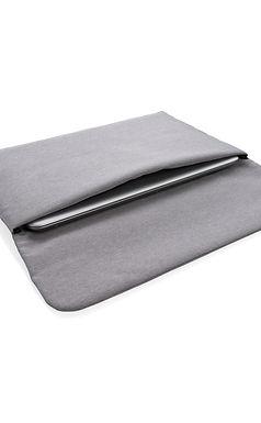 "Magnetic closing 15.6"" Laptop sleeve PVC free"