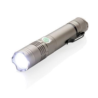Rechargable 3W flashlight