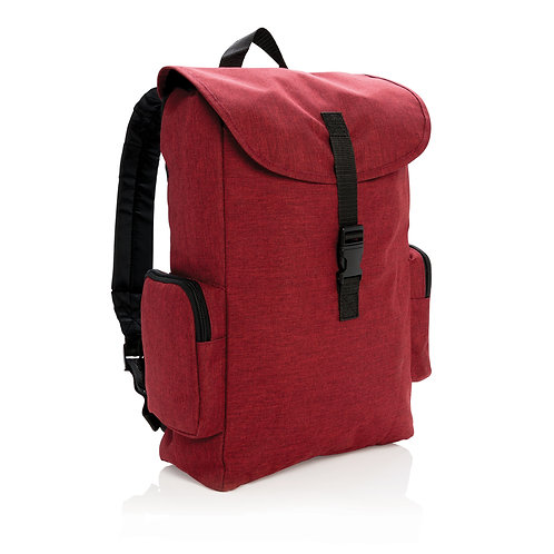 """15"""" Laptop backpack with buckle"""