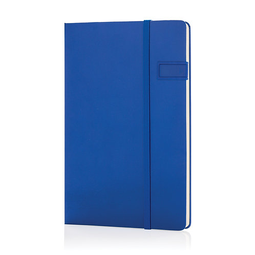 Data notebook with 4GB USB