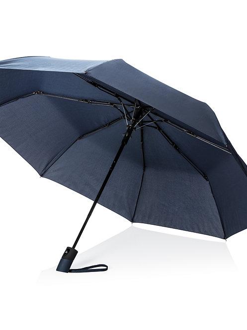 """Deluxe 21"""" foldable auto open umbrella"""