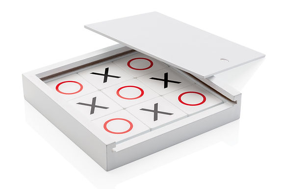 Deluxe Tic Tac Toe game